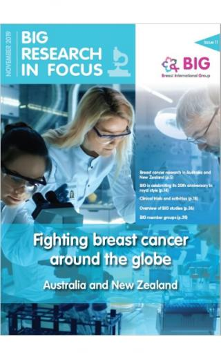 Fighting breast cancer around the globe: Australia and New Zealand