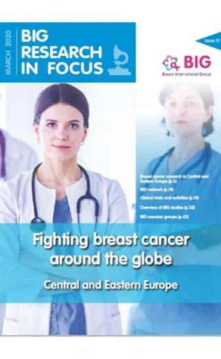 Fighting breast cancer around the globe: Central and Eastern Europe