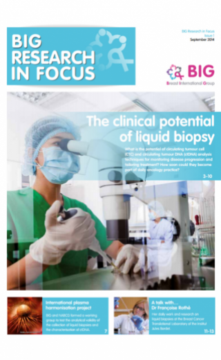 The clinical potential of liquid biopsy