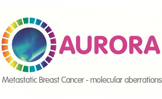 4 countries already involved in the Metastatic Breast Cancer GPS programme (scientific name: AURORA)