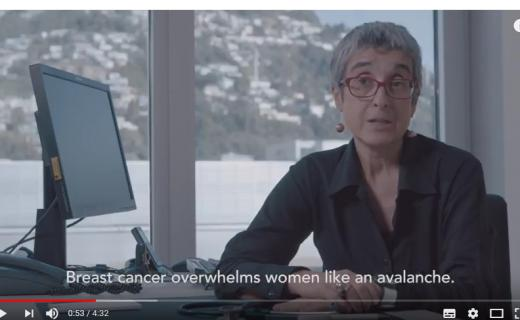 Pregnancy after breast cancer: The POSITIVE study explained in a video
